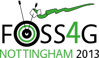 FOSS4G 2013 Banner