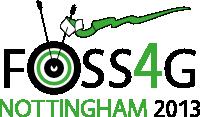 FOSS4G 2013 Nottingham
