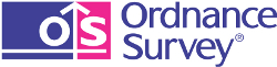 Diamond sponsor, Ordnance Survey