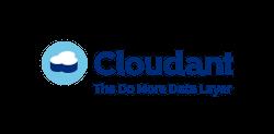 Silver sponsor, Cloudant